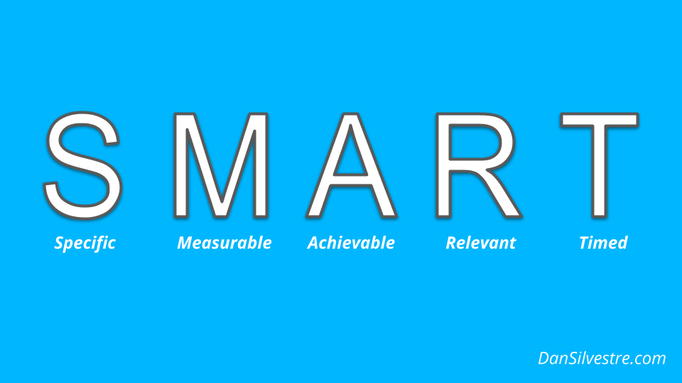 goals personal smart
