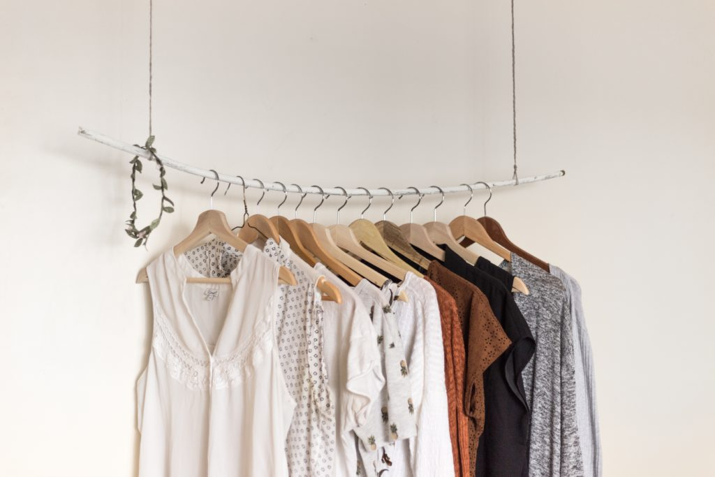 The Minimalist Wardrobe: How to Love All Your Clothes